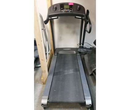 Vision Fitness T1450 Folding Treadmill