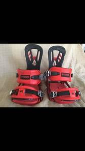 Nitro snowboarding bindings (Large) (alexandria)