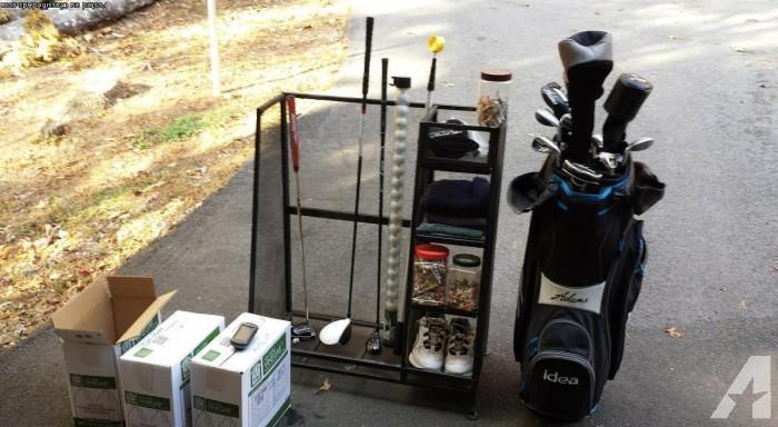 Men's Right Hand Set Adams Idea Golf Clubs