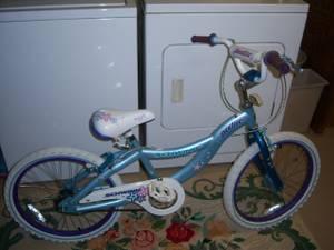 schwinn deelite 20 inch girls bike ,very nice shape (andover)