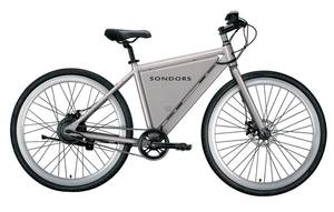 Sondor's Electric Bicycle - 36V 8.7Ah lithium-ion battery - like new (Eau