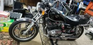 1985 suzuki Gs450 l (1096 main st wor)