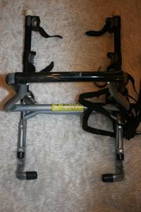 Allen Spare Tire Bike Rack Great Condition! (Columbia, MD)