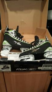 Boys Reebok Ice Hockey skates (willow grove)