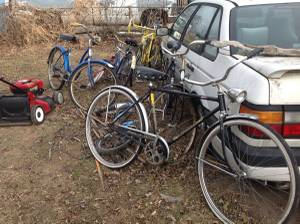 Vintage Bicycles (Kenosha)