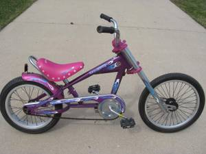 small schwinn stingray chopper (new berlin)