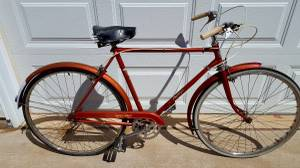 Vintage Phillips Bicycle (Elk Mound Area)