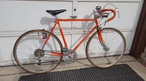 RARE EXCELLENT 1972 Schwinn WORLD VOYAGEUR Road Racing Bicycle (E. Casper)