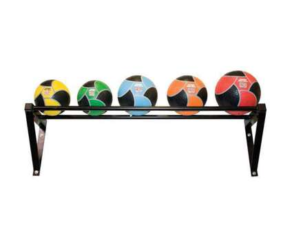 Power Systems Wall Mounted Medium Ball Racks - 3 available