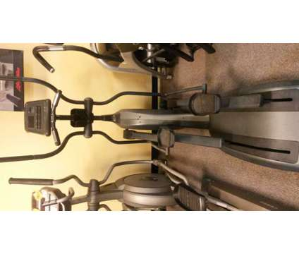 Commercial Vision Fitness X6600 HRT Elliptical