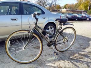 Schwinn bike (Range)