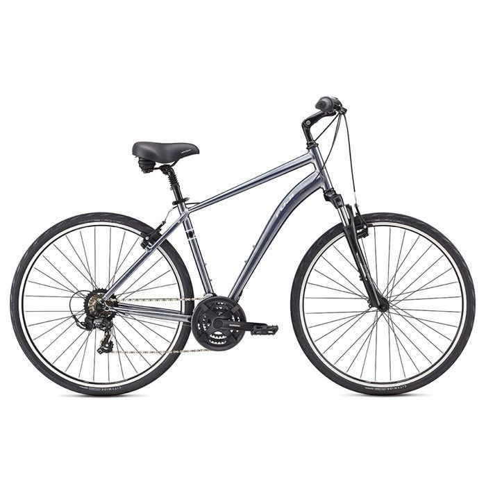 Fuji Crosstown 21 Comfort Bike 2017