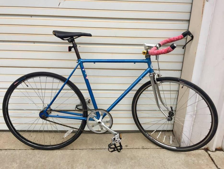 Fixie Single Speed Classic Road Bicycle