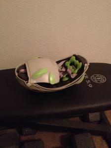 Foldable Adult Bicycle Helmet (milton)