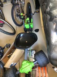 Green machine bike (Marana)