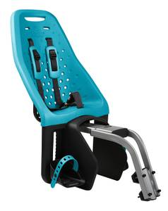 Yepp Maxi Bicycle Child Bike Seat Turquoise (Eastern Parkway)