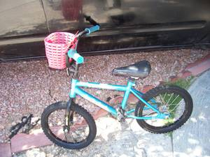 kids bike like new (alta / jones , 95 freeway)