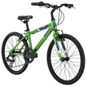 2017 Diamondback Insight 20 Complete Kids Bike Green 20