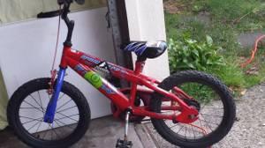 Kids bike 12
