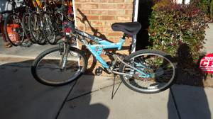 Next Power Climber Mountain Bike (Cary)