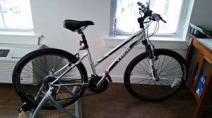Women's Trek Single Track Series Mountain Bike (Brunswick)