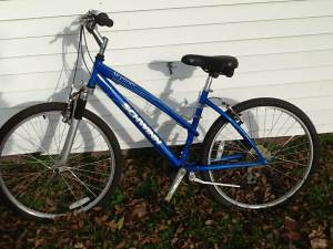 Women's Mountain Bike (Rogers)