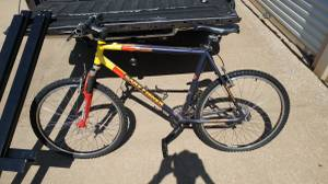 Gary Fisher Hoo Koo E Koo Mountain Bike (Edmond)