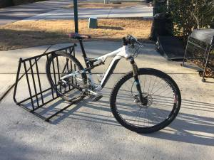 2011 Trek HiFi Pro Full Suspension Mountain Bike