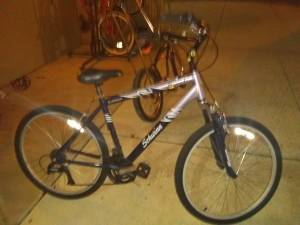 Schwinn mountain bike (Carney's point)