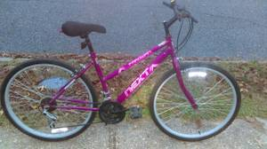 26 in Womans Mountain Bike (baltimore)