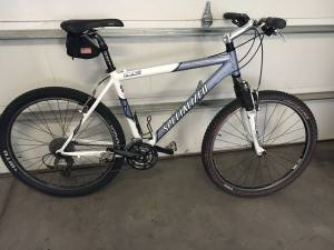 Specialized Stumpjumper Comp hardtail mountain bike (Wash Park)