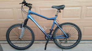 GIANT MOUNTAIN BIKE (South West)