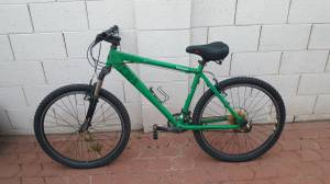 Diamondback Mountain Bike and Kids Cruiser (7th ave and Greenway)