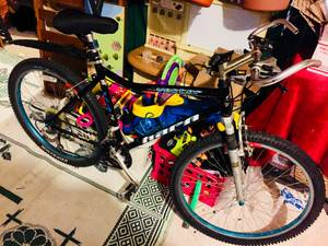 Haro Vector VS4 Mountain Bike 17.5