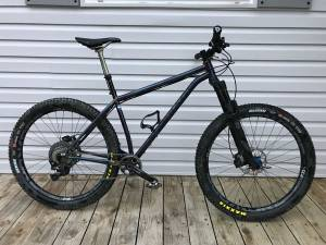 Vassago Verhauen 29er/27.5+ mountain bike (Lookout valley)