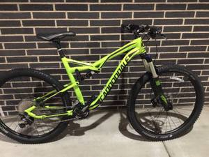 MOUNTAIN BIKE SIZE-----27.5 WHEELS - (bismarck)
