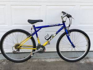 1994 GT Timberline Mountain Bike (Fort Mill, SC)