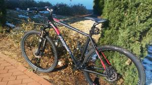 Niner EMD 2016 high end mountain bike