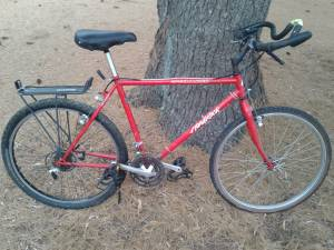 Hardrock Mountain Bike (Wayland)