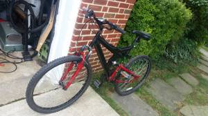 awesome mountain bike (Baltimore)