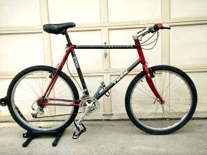 Trek 8700 Carbon Fiber Composite Mountain Bike Deore ! (Lawrenceville)