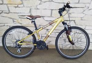 Trek 3700 Mountain Bike Gold (Milwaukee)