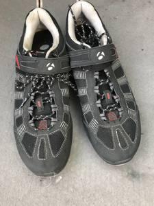 Bontrager SSR MTB Mountain Bike Shoes Size 10