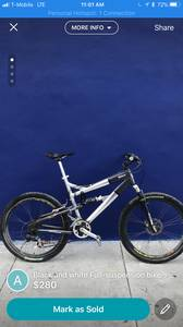 Mountain Bike (Little Havana)