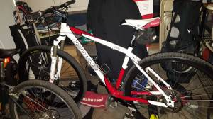Trade Redline mountain bike (Northeast)