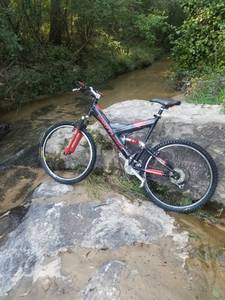 Mountain bike (Grayson)