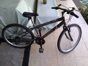 New mountain bike...24 inch (Encino)