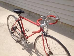 Schwinn 10 Speed Varsity Road Bike Bicycle Original Condition Vintage (Roselle)