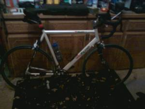 60cm Velo Rezzo Carbon Fiber/Alum Road Bike (Meers)