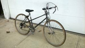 Vintage Murray Tourist Road bike 27